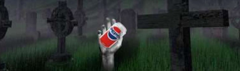 Pepsi brings your ancestors back from the dead!